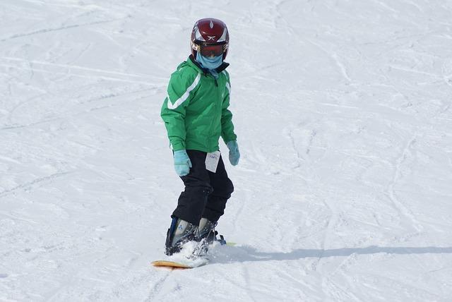 dětský snowboard