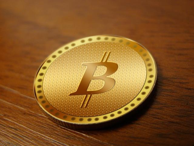 bitcoin na stole