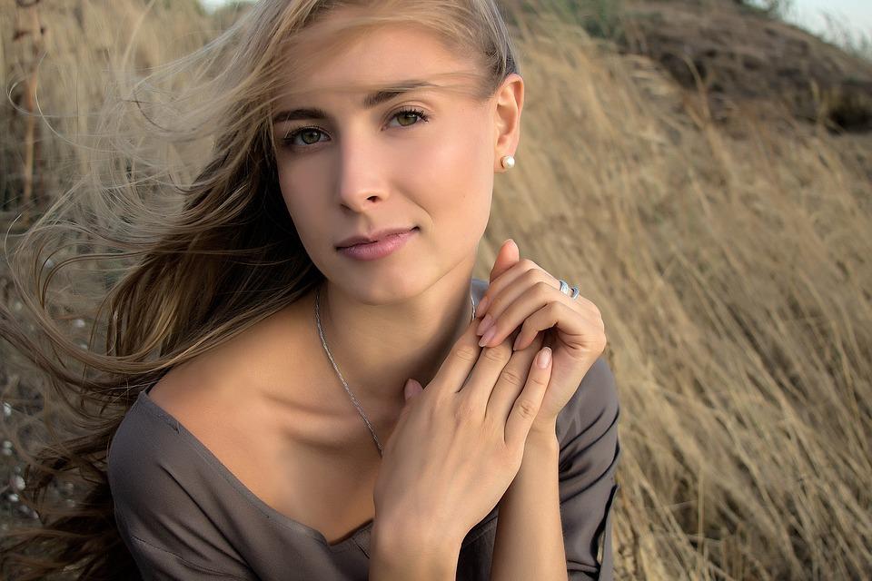pekná žena